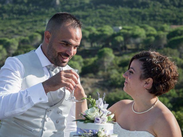 Il matrimonio di Gianni e Sabrina a Perdasdefogu, Nuoro 150