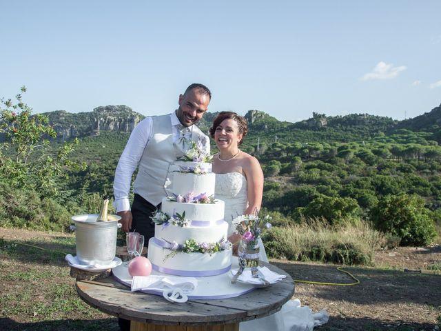 Il matrimonio di Gianni e Sabrina a Perdasdefogu, Nuoro 151