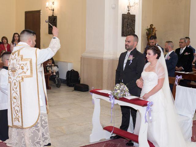Il matrimonio di Gianni e Sabrina a Perdasdefogu, Nuoro 75
