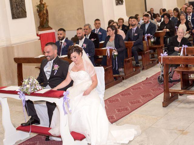 Il matrimonio di Gianni e Sabrina a Perdasdefogu, Nuoro 76