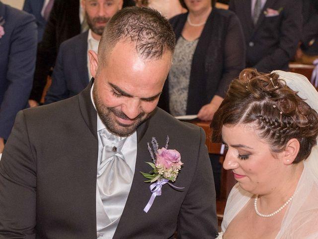 Il matrimonio di Gianni e Sabrina a Perdasdefogu, Nuoro 88