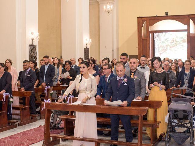 Il matrimonio di Gianni e Sabrina a Perdasdefogu, Nuoro 78
