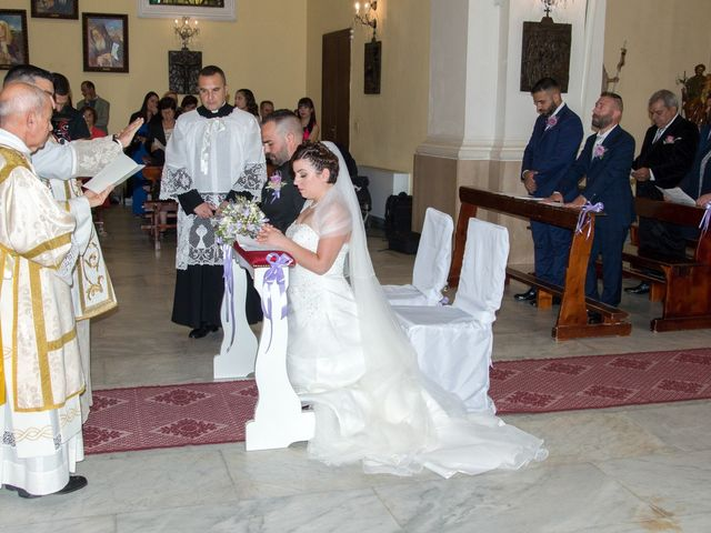 Il matrimonio di Gianni e Sabrina a Perdasdefogu, Nuoro 79