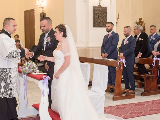 Il matrimonio di Gianni e Sabrina a Perdasdefogu, Nuoro 83
