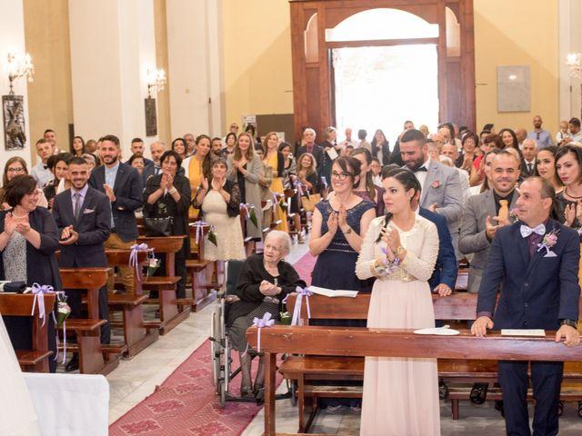 Il matrimonio di Gianni e Sabrina a Perdasdefogu, Nuoro 84