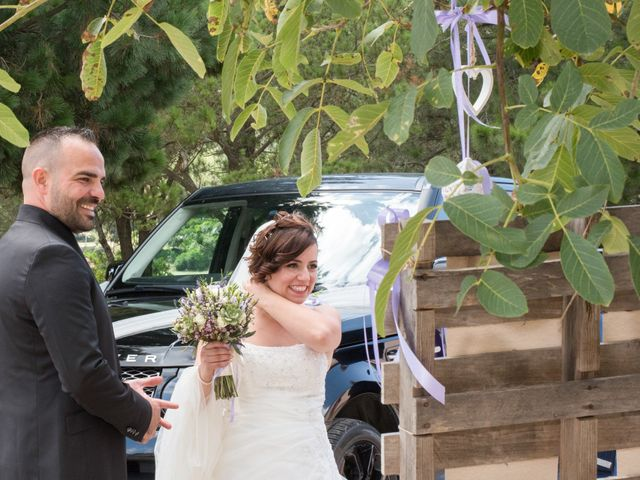 Il matrimonio di Gianni e Sabrina a Perdasdefogu, Nuoro 132