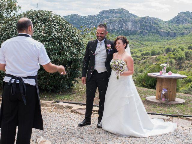 Il matrimonio di Gianni e Sabrina a Perdasdefogu, Nuoro 135