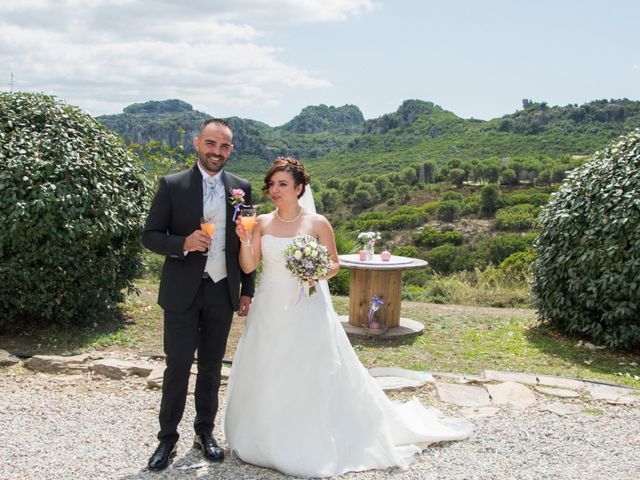 Il matrimonio di Gianni e Sabrina a Perdasdefogu, Nuoro 138