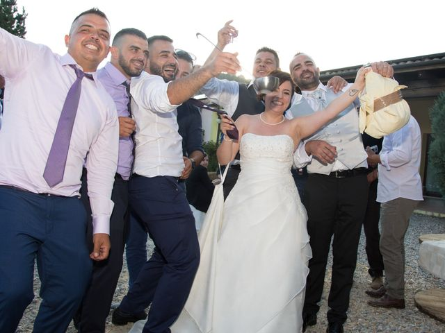 Il matrimonio di Gianni e Sabrina a Perdasdefogu, Nuoro 183