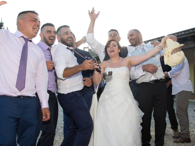 Il matrimonio di Gianni e Sabrina a Perdasdefogu, Nuoro 184