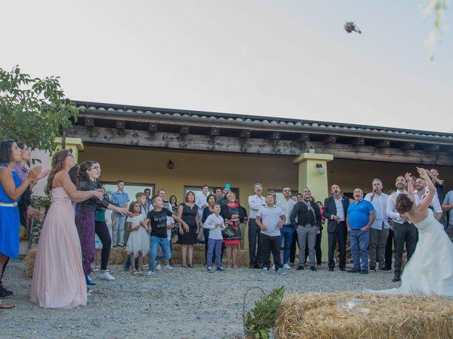 Il matrimonio di Gianni e Sabrina a Perdasdefogu, Nuoro 185