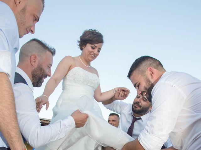 Il matrimonio di Gianni e Sabrina a Perdasdefogu, Nuoro 186