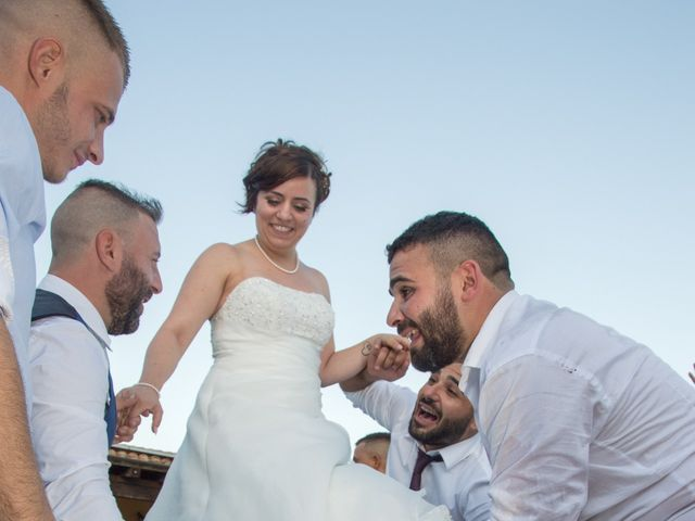 Il matrimonio di Gianni e Sabrina a Perdasdefogu, Nuoro 187