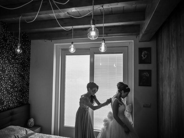 Il matrimonio di Valerico e Mary a Cocconato, Asti 9