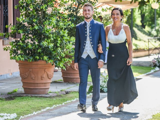 Il matrimonio di Valerico e Mary a Cocconato, Asti 20