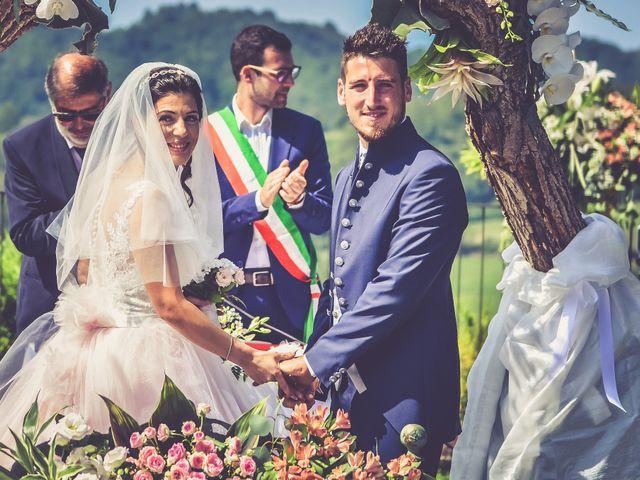 Il matrimonio di Valerico e Mary a Cocconato, Asti 23