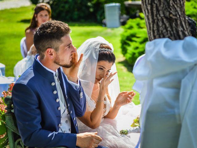 Il matrimonio di Valerico e Mary a Cocconato, Asti 25