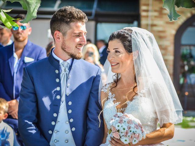 Il matrimonio di Valerico e Mary a Cocconato, Asti 26