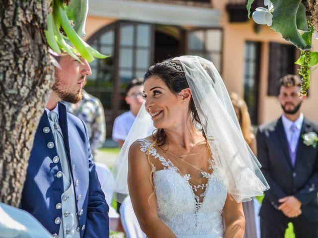 Il matrimonio di Valerico e Mary a Cocconato, Asti 29