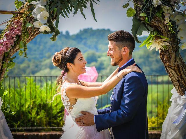 Il matrimonio di Valerico e Mary a Cocconato, Asti 2