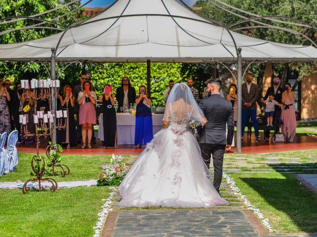 Il matrimonio di Valerico e Mary a Cocconato, Asti 22