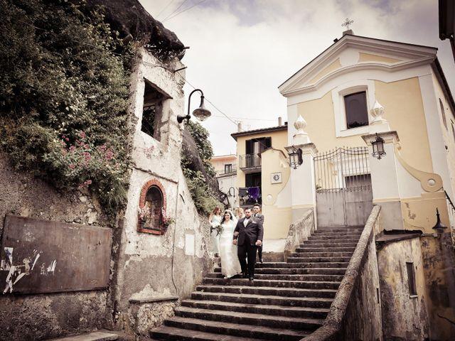 Il matrimonio di Francesca e Bruno a Ravello, Salerno 7