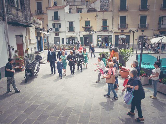 Il matrimonio di Francesca e Bruno a Ravello, Salerno 12