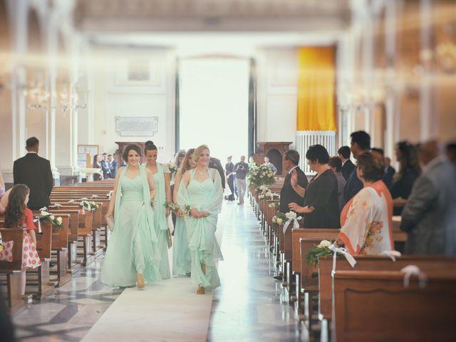 Il matrimonio di Francesca e Bruno a Ravello, Salerno 14