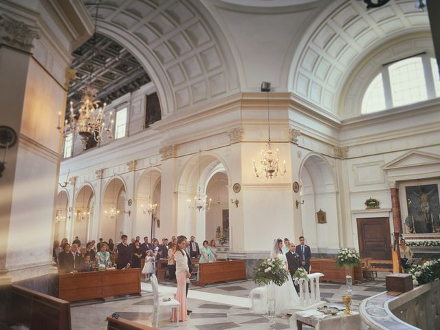 Il matrimonio di Francesca e Bruno a Ravello, Salerno 16