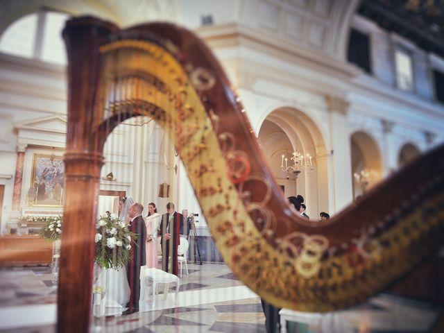 Il matrimonio di Francesca e Bruno a Ravello, Salerno 17