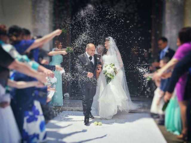Il matrimonio di Francesca e Bruno a Ravello, Salerno 18