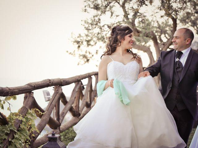 Il matrimonio di Francesca e Bruno a Ravello, Salerno 19