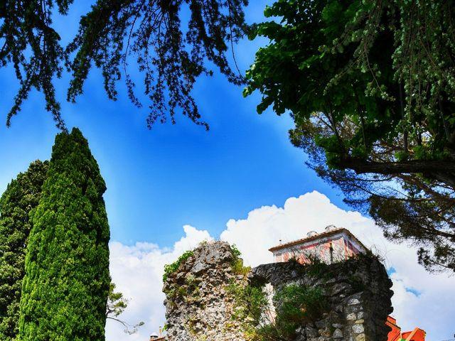Il matrimonio di Francesca e Bruno a Ravello, Salerno 1