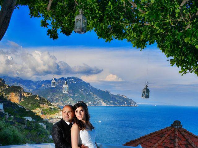 Il matrimonio di Francesca e Bruno a Ravello, Salerno 25
