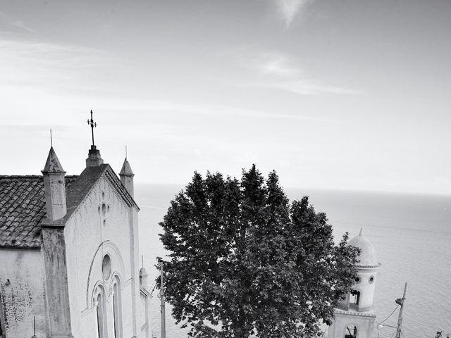 Il matrimonio di Francesca e Bruno a Ravello, Salerno 26