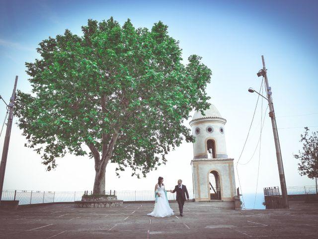 Il matrimonio di Francesca e Bruno a Ravello, Salerno 27