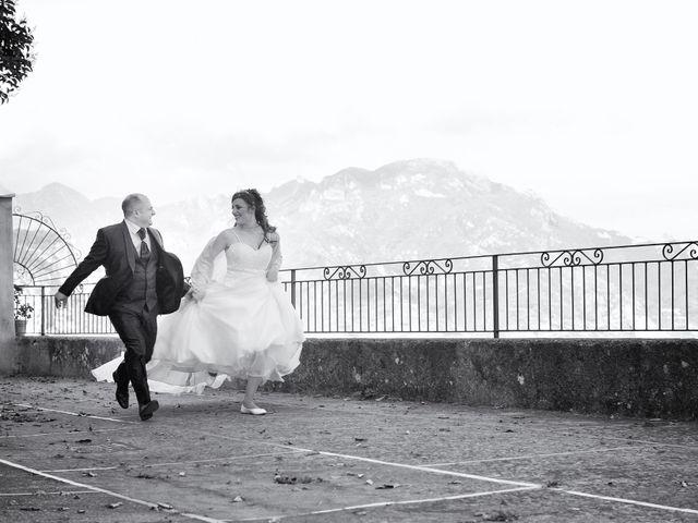 Il matrimonio di Francesca e Bruno a Ravello, Salerno 28