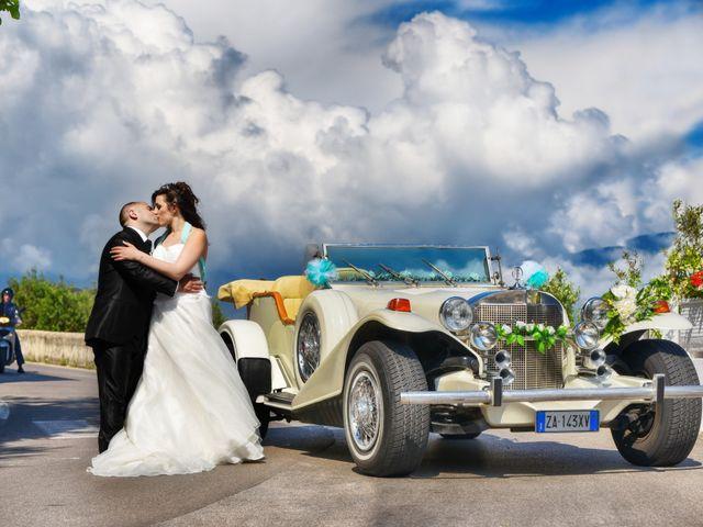 Il matrimonio di Francesca e Bruno a Ravello, Salerno 30