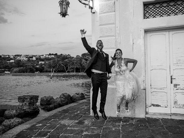 Il matrimonio di Angelo e Alessia a Procida, Napoli 1