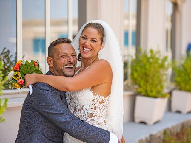 Il matrimonio di Angelo e Alessia a Procida, Napoli 35