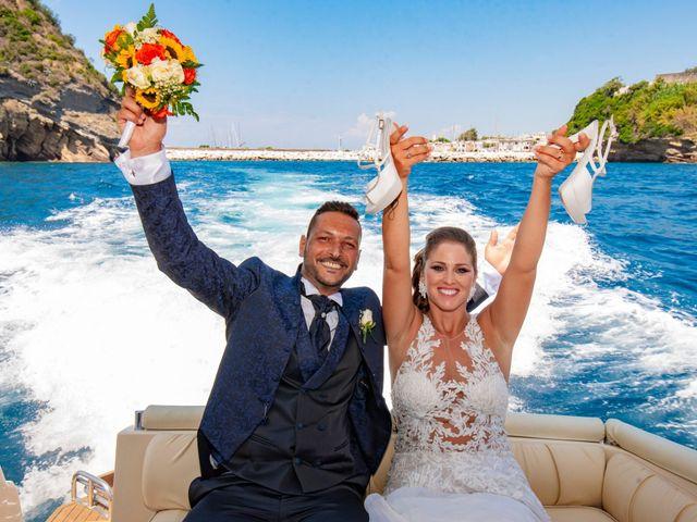 Le nozze di Alessia e Angelo