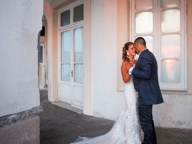 Il matrimonio di Angelo e Alessia a Procida, Napoli 48