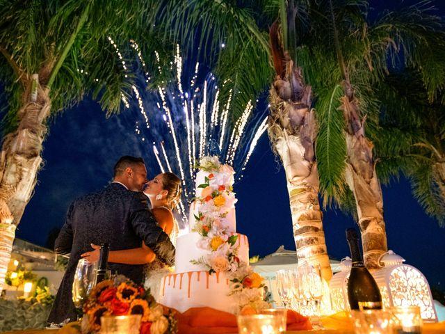 Il matrimonio di Angelo e Alessia a Procida, Napoli 51