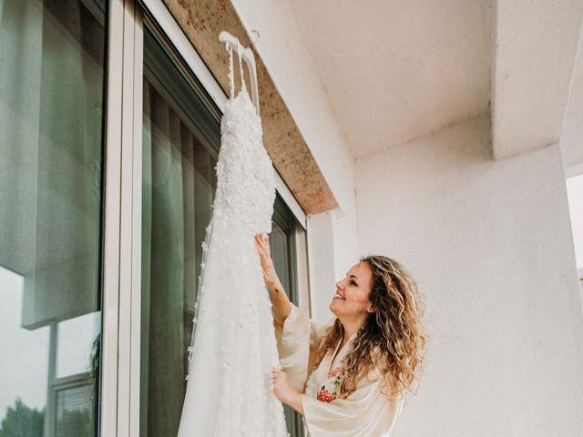 Il matrimonio di Eduardo e Lucia a Vico Equense, Napoli 8