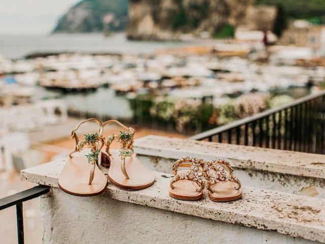 Il matrimonio di Eduardo e Lucia a Vico Equense, Napoli 9