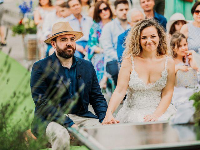 Il matrimonio di Eduardo e Lucia a Vico Equense, Napoli 19