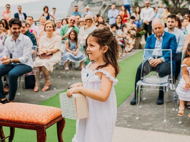 Il matrimonio di Eduardo e Lucia a Vico Equense, Napoli 21