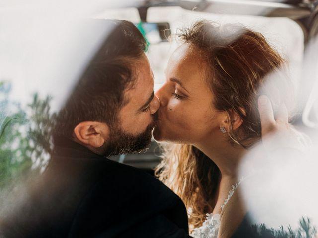 Il matrimonio di Eduardo e Lucia a Vico Equense, Napoli 27
