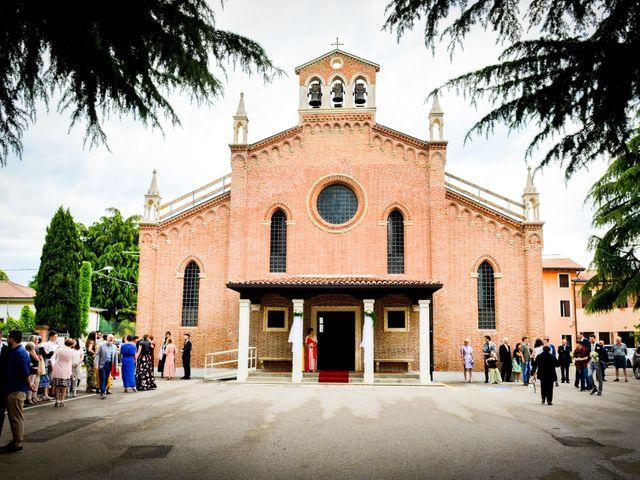 Il matrimonio di Giulia e Thomas a Vicenza, Vicenza 14