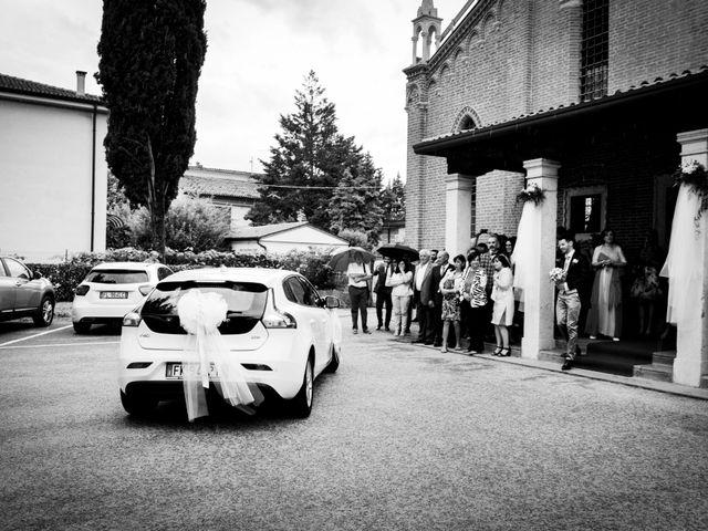Il matrimonio di Giulia e Thomas a Vicenza, Vicenza 15